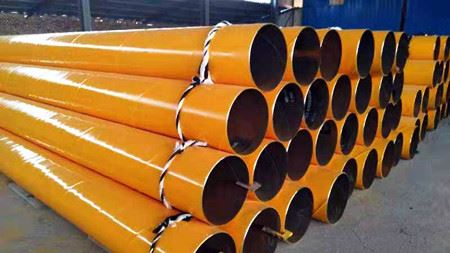 What's Underground Coated Steel Pipe