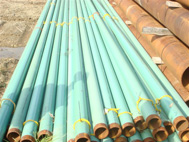 Line Pipe for Gas, Oil, and Water Pipelines